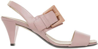 No.21 Nude Pink Vitello Carne Sandal