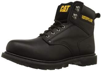 """Caterpillar Men's 2nd Shift 6"""" Plain Soft Toe Boot"""