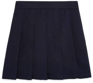 Izod EXCLUSIVE Pleated Scooter Skirt Preschool 4-6x