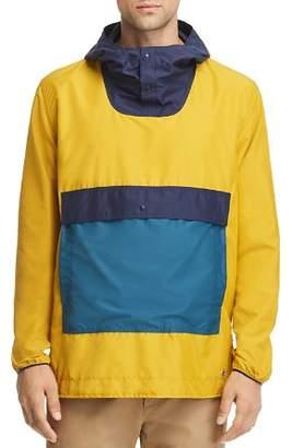 Herschel Color-Block Pullover Anorak Jacket