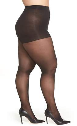 Hanes Curves Control Top Sheer Tights