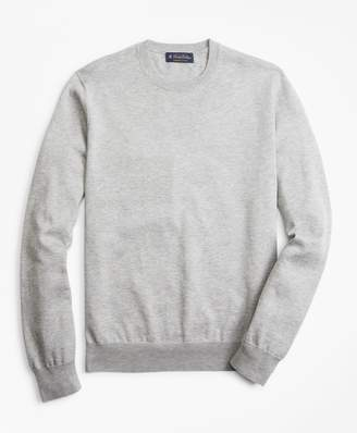 Brooks Brothers Supima Cotton Crewneck Sweater
