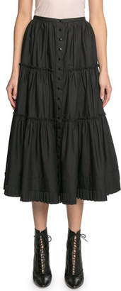 Marc Jacobs The Prairie Tiered Ruffle Skirt