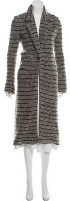 Isabel Marant Wool-Blend Long Coat