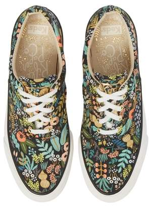 Keds R) x Rifle Paper Co. Anchor Lively Floral Slip-On Sneaker