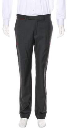 Kris Van Assche Virgin Wool Pants