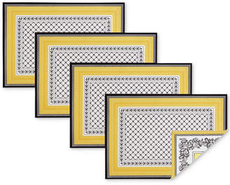 Villeroy & Boch Audun 4-Pc. Placemat Set