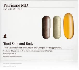 N.V. Perricone Total Skin & Body Supplements