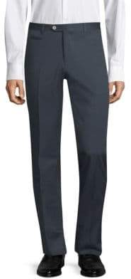 Corneliani Stretch Cotton Trousers