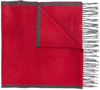 Salvatore Ferragamo panelled scarf