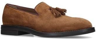 Brunello Cucinelli Contemporary Suede Loafers