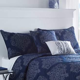 Kaleidoscope Modern Motif Pair of Pillowshams