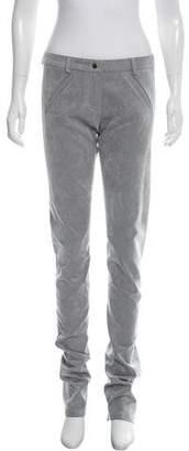 Jean-Pierre Braganza Mid-Rise Straight-Leg Pants
