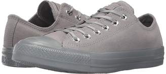 Converse Chuck Taylor All Star - Mono Plush Suede Ox Women's Lace up casual Shoes