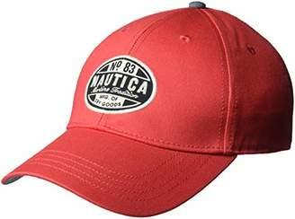 Nautica Men's Twill Adjustable Baseball Cap Hat
