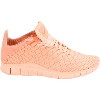 Nike Free Run Pink Cloth Trainers