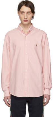 Polo Ralph Lauren Pink Oxford Shirt