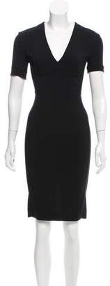 Stella McCartney Tailored Knee-Length Dress w/ Tags