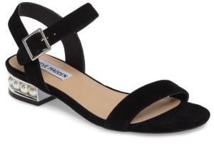 Women's Steve Madden Embellished Sandal $79.95 thestylecure.com