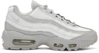 Nike Grey Air Max 95 Sneakers