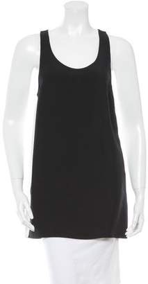 CNC Costume National Two-Tone Tank Top