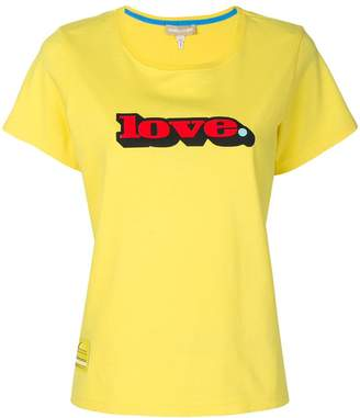 Marc Jacobs love print T-shirt