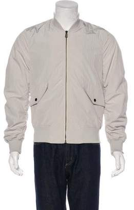 Paul Smith Nylon Bomber Jacket