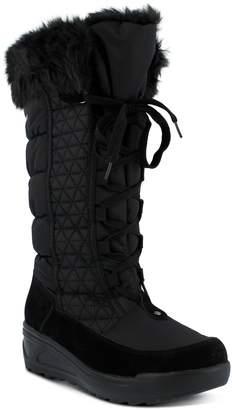 Spring Step Fotios Waterproof Faux Fur Boot
