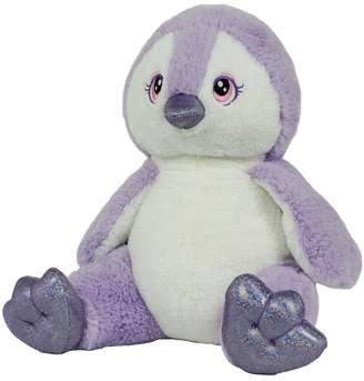 Factory The Bear Purple Penguin Stuffed Animal