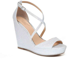 Badgley Mischka Averie Wedge Sandal - Women's