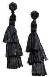 Medici Mad Jewels Tiered Earrings