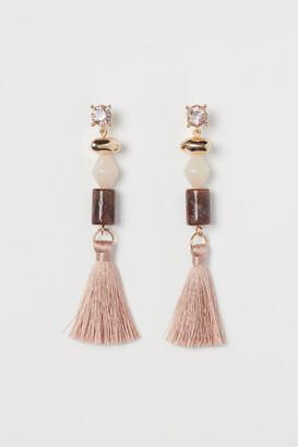 H&M Long Earrings - Orange