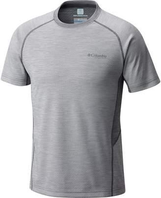 Columbia Solar Ice Short-Sleeve Shirt - Men's