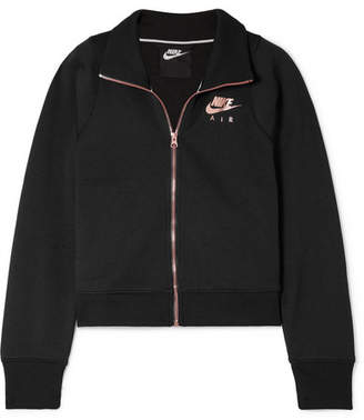 Nike Air N98 Jersey Track Jacket - Black