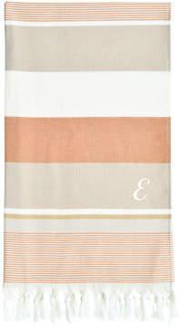 Linum Home Textiles Hartland Personalized Beach Towel