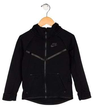 Nike Boys' Zip-Up Hooded Sweater