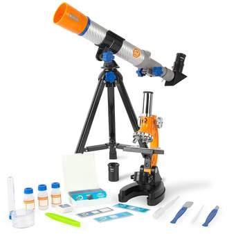 Discovery Apollo Telescope & Microscope Set