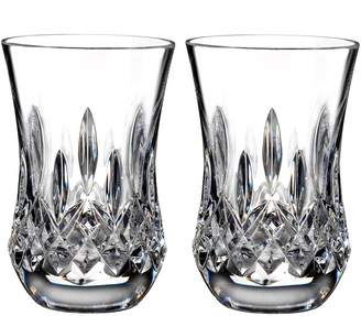 Waterford Lismore Connoisseur Flared Sipping Tumblers (Set of 2)