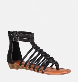 ad26dd09b233 at Avenue · Avenue Erin Braided Gladiator Sandal