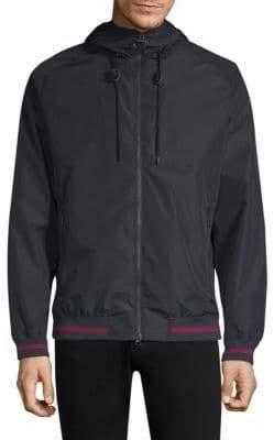 Barbour Twent Hooded Blouson Cashmere Jacket