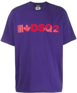 DSQUARED2 classic logo T-shirt