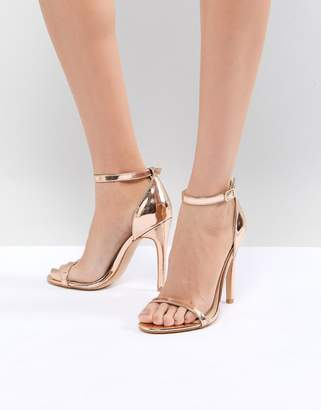 Barely There Truffle Collection Heel Sandal