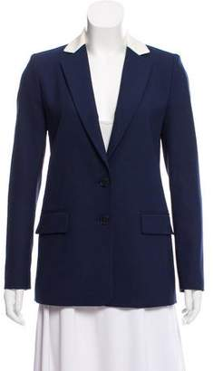 Tory Burch Notched-Lapel Button-Up Jacket