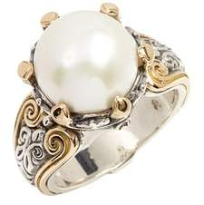 Konstantino Hermione Cultured Pearl Statement Ring