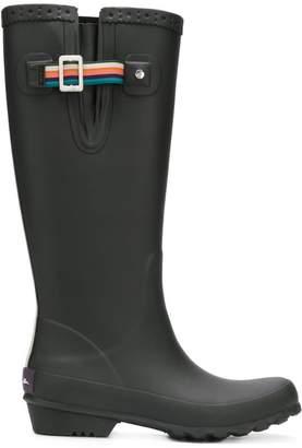Paul Smith classic stripe boots