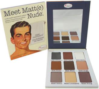 TheBalm 0.9Oz Meet Matte Nude Eyeshadow Palette