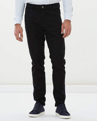 yd. Amana Slim Tapered Jeans