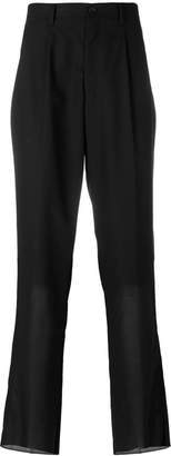 Issey Miyake loose fit tailored trousers