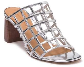 Sigerson Morrison Daina Block Heel Sandal
