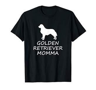 Golden Retriever Momma Cute Dog Lover T-Shirt